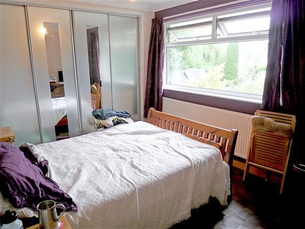 BEDROOM 1 (Rear):