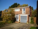 semi detached property for sale in Marks Way, Girton...