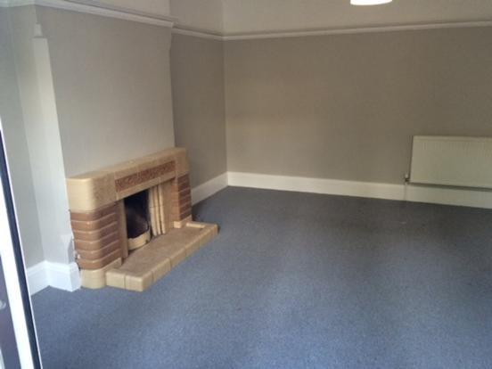Ground lloor bedroom