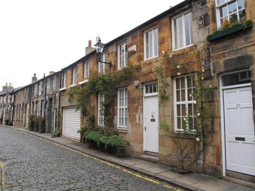 2 Bedroom Flat To Rent In Circus Lane New Town Edinburgh Eh3