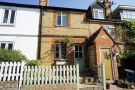 Terraced house for sale in Crown Road, Shoreham...