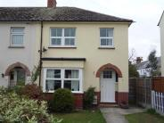 3 bed semi detached house in Theresa Road, Hythe, CT21