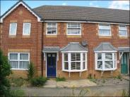 Terraced property to rent in Walsby Drive, Kemsley...