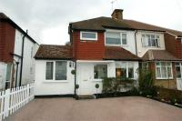 semi detached house in Molesey Close, Hersham...