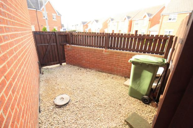 Garden Utility Area