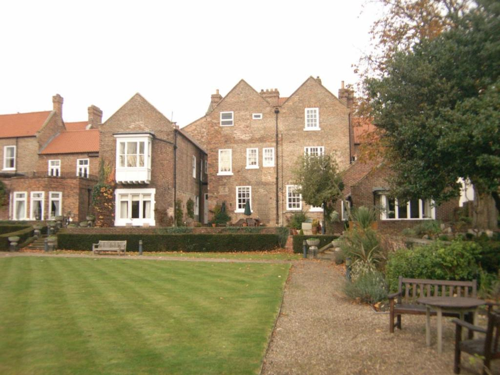 Norton Hall From The garden
