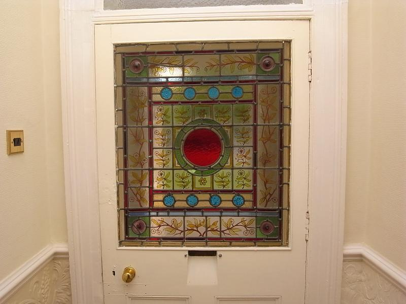 Hall doorway Window