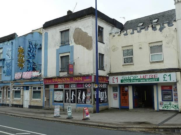 Commercial Property For Sale In Union Street Plymouth
