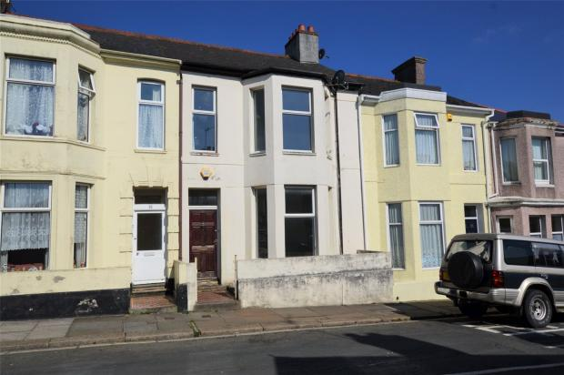 3 bedroom terraced house for sale in collingwood avenue 3 bedroom houses for sale in plymouth