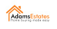 Adams Estates, Dewsbury  logo