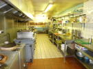 LARGE FULLY OPERATIONAL KITCHEN