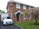 3 bedroom semi detached house in wyke way shifnal