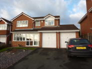 4 bed Detached property to rent in Essex Chase Priorslee