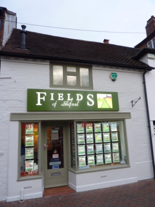 Fields Of Shifnal Ltd, Shifnalbranch details