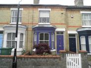 3 bedroom Terraced house for sale in Queens Road, Fletton...