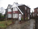 semi detached house in Lancaster Road, Salford...
