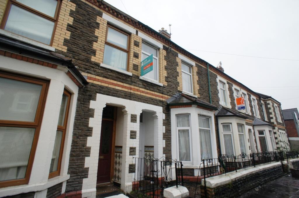 3 bedroom house to rent in arabella st roath cardiff cf24
