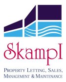 Skampi, London logo