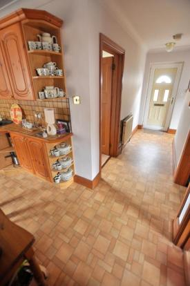 Kitchen/Entrance Hall