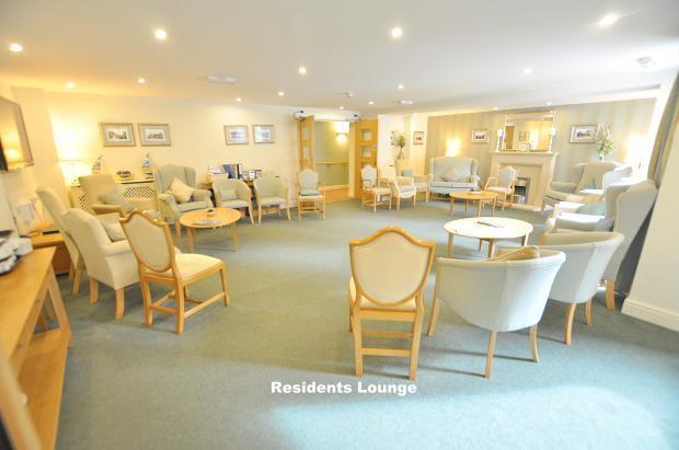 Residnets Lounge