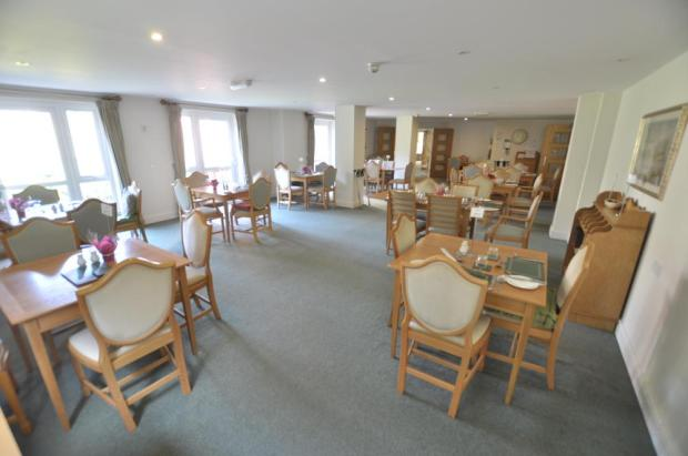 REsidents Dining Hall