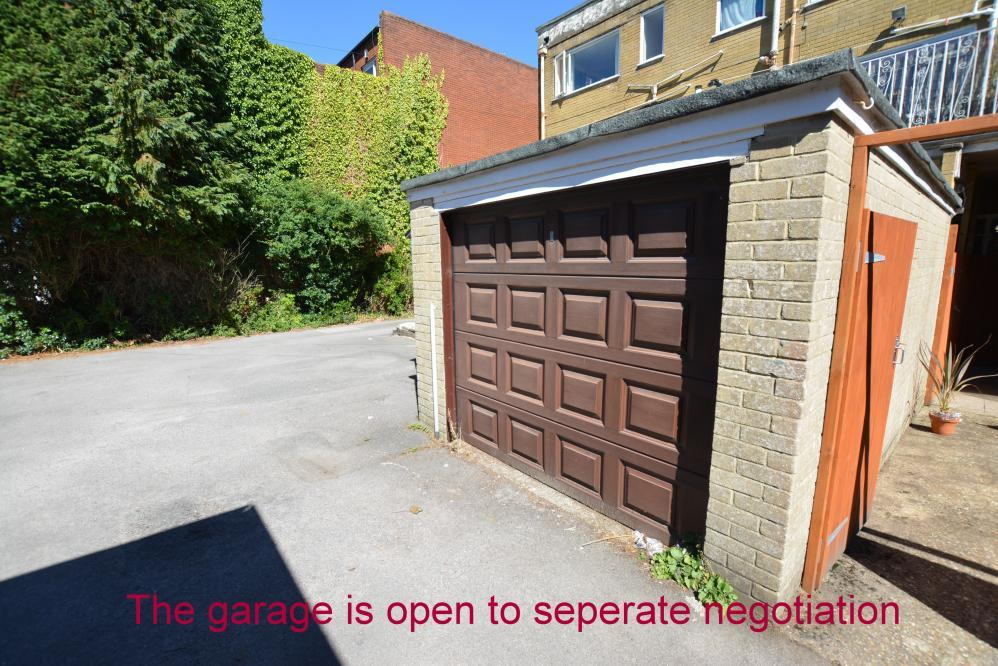 Garge (open to seperate negotiation)