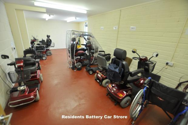 Battery car store
