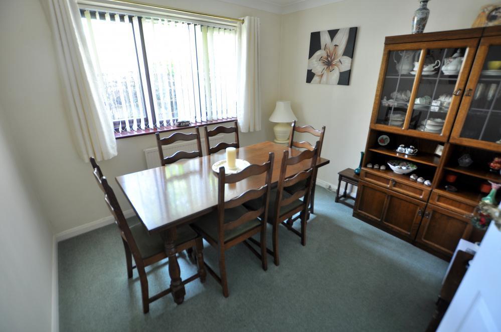 Dining room/third bedroom