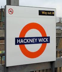 HACKNEY WICK STATION