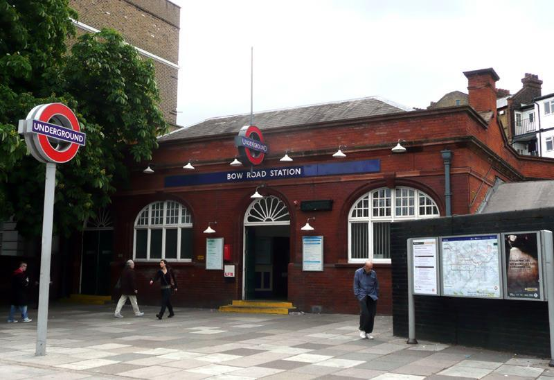BOW ROAD STATION
