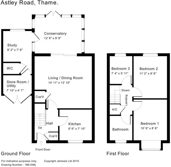 30 Astley Road Floor