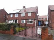 Morwick Road semi detached property for sale
