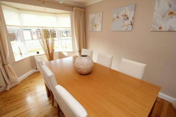 4 bedroom detached house for sale in michael nairn parade for Dining room kirkcaldy