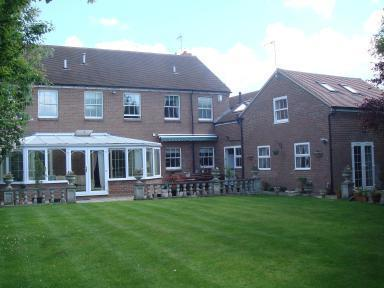 Garden and Rear of P