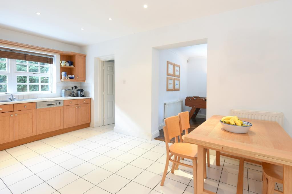 Kitchen / Breakfast Room to Playroom