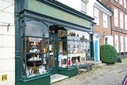 Old Amersham Shop
