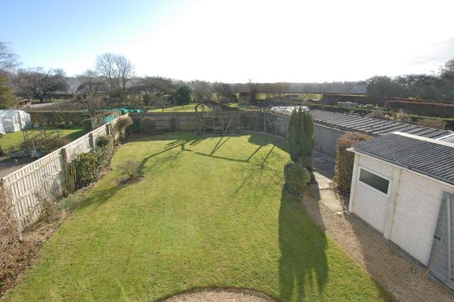 View of Rear Garden