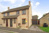 3 bed semi detached property for sale in Brize Norton, Oxfordshire