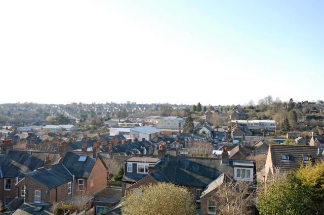 Rear View Over Chesham