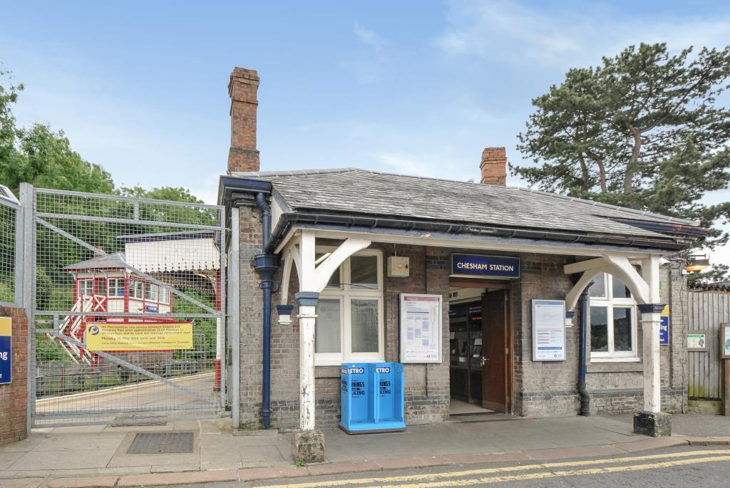 Chesham Train Station