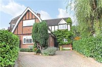 Detached home for sale in Hamilton Close, Epsom...