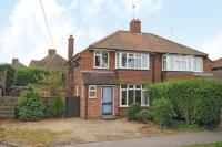 semi detached property in Wantage Road, Didcot