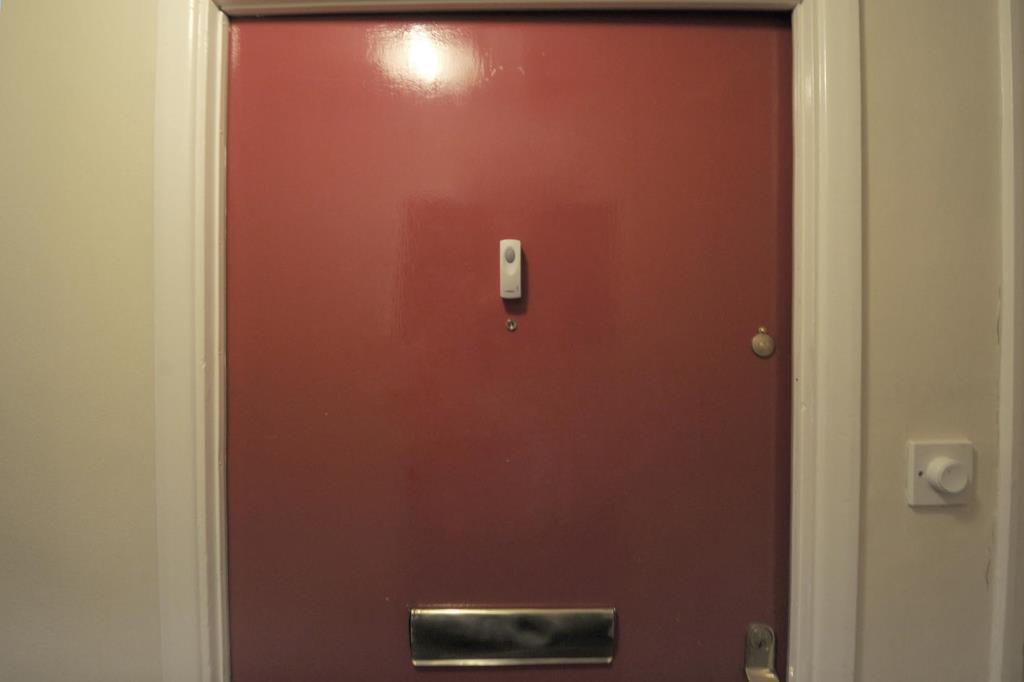 Internal Front Door