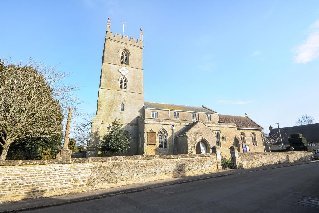 St Mary The Virgin Historic Church Located Nearby