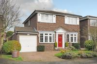 Detached house in Windlesham, Surrey