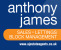 Anthony James Estate Agents, Crosby logo