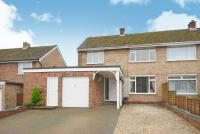 semi detached property in Newbury, Berkshire