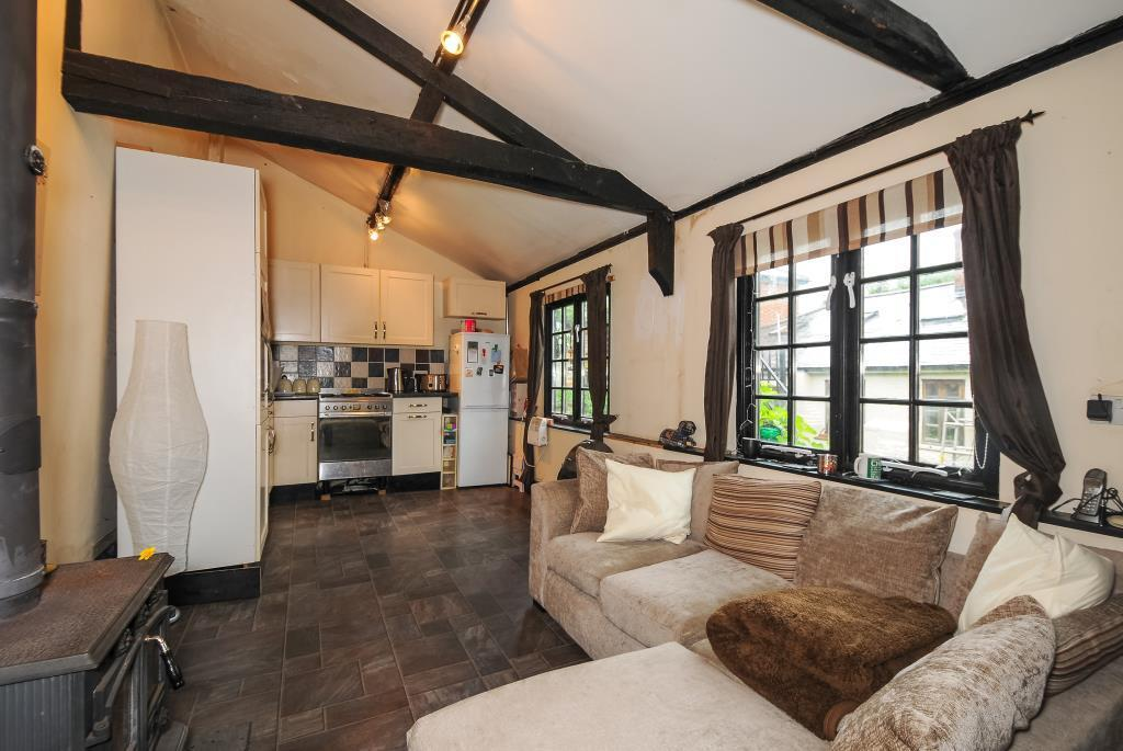 The Annexe Kitchen and Living