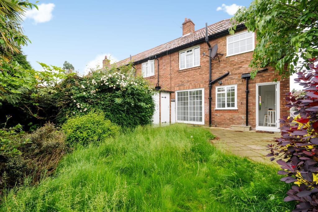 Garden-Rear of House View