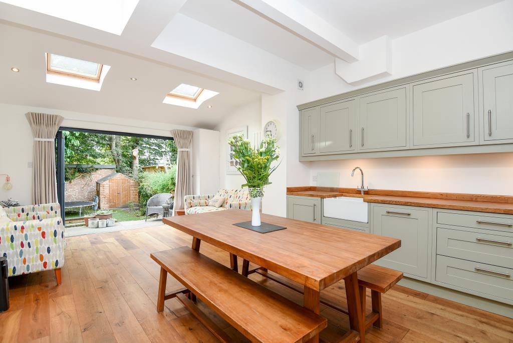 Kitchen-View to Garden